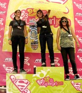 2nd place at the 2009 Supergirl street contest